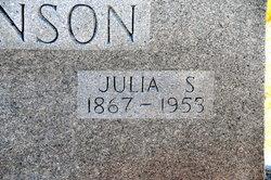 Julia <i>Sailors</i> Dunson