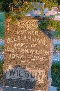 Delilah Jane Wilson