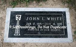 John Logan White