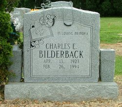 Charles E. Bilderback