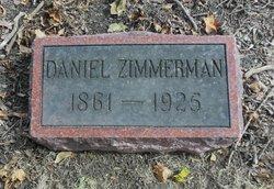 Daniel Franklin Zimmerman
