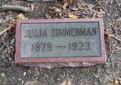 Julia <i>Shallue</i> Zimmerman