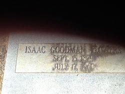 Isaac Goodman Flowers