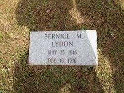 Bernice Marie Lydon