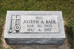 Joseph A Baer