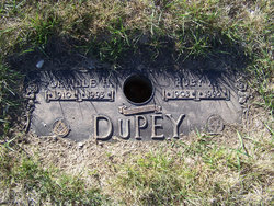 Ruby Alene <i>Burdick</i> Dupey