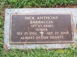 Nick Anthony Barbaccia