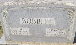 Francis <i>Crouse</i> Bobbitt
