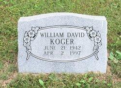 William David Koger