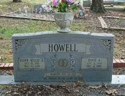 Dovie <i>Barger</i> Howell