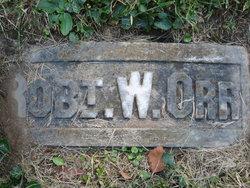 Robert W Orr