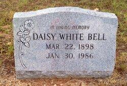 Daisy White Bell