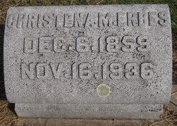 Christena M Erbes