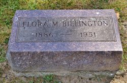 Flora May <i>Harris</i> Billington