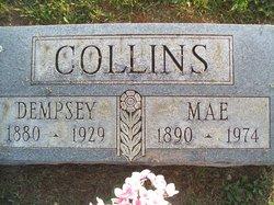 Mae <i>Brickey</i> Collins