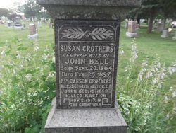 Susan <i>Crothers</i> Bell