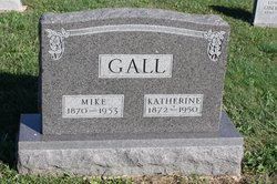 Katherine <i>Oberman</i> Gall