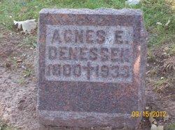 Agnes E. Denessen