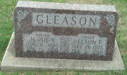 Jessie V. <i>Lincoln</i> Gleason