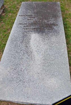 Adolphus Gerald Bunkley