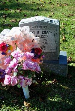 Mary <i>Gibson</i> Fransico