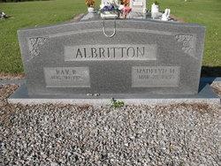 Ray Robert Albritton