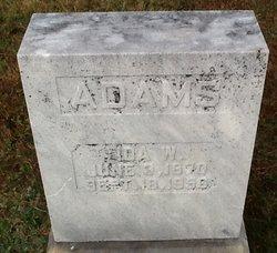 Ida W. <i>Watkins</i> Adams