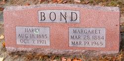 Margaret P Bond
