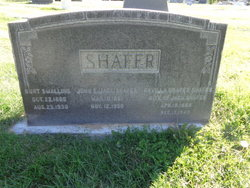 Orvilla <i>Draper</i> Shafer