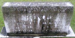 Edyth Duer <i>Duer</i> French