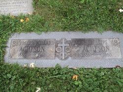 Alice Bell <i>Phillips</i> Acheson