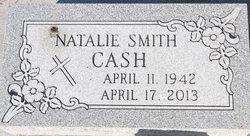 Edna Natalie <i>Smith</i> Cash