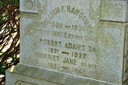 Harriet Jane Adams
