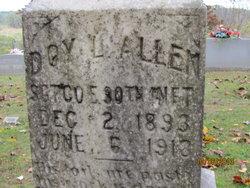 Doy L Allen