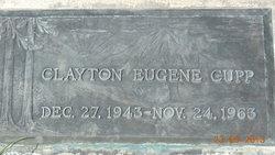 Clayton Eugene Cupp