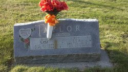 Ida Lea <i>O'Dell</i> Taylor