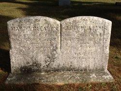 Mary A <i>Gleason</i> Adams
