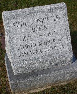 Ruth C. <i>Shippee</i> Foster