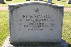 Russell P. Blackinton, Jr