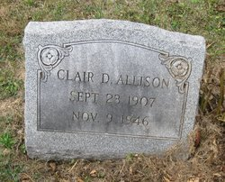 Clair D. Allison