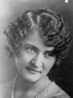 Irene Magdalena <i>Cornelius</i> Burke
