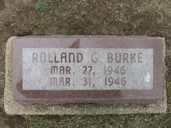 Roland Gene Burke