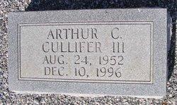 Arthur C Cullifer, III