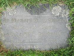 Edith Margaret <i>Ivens</i> Burnett