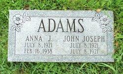 Anna J Adams