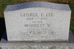 Harriett Remington <i>Arnold</i> Lee