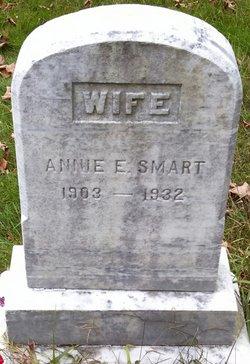 Annie E. <i>McGall</i> Smart