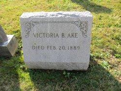 Victoria B Ake
