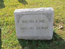 Rachel R Ake