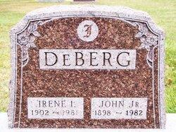 John DeBerg, Jr